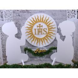 Zestaw dekoracyjny ołtarza